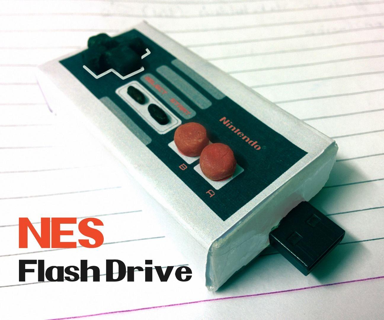 The NES Flash Drive