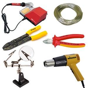 Materials, Tools, Machinery and Parts