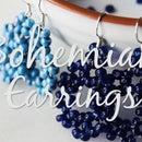 Bohemian Bead Earrings