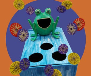 A KIDS FROG Game