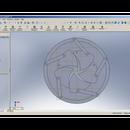 3D Design of a Mechanical Iris