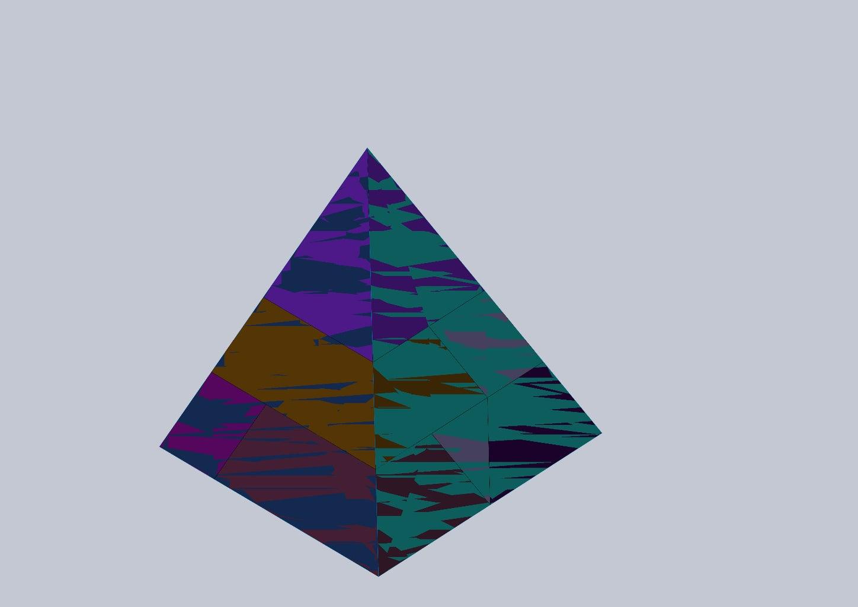 Tetraeder Puzzles