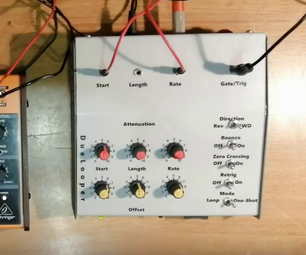 Duelooper ,a Voltage Controlled Sample Playback Module.
