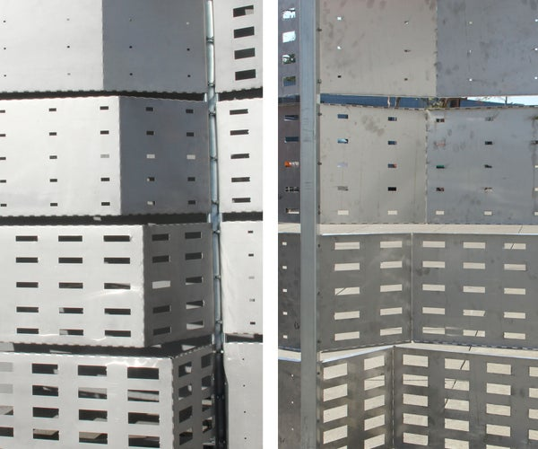 Architecture in the Making: Tech Kitchen Facade Prototype