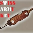 DIY Swiss Army Key Holder by BCDesign01
