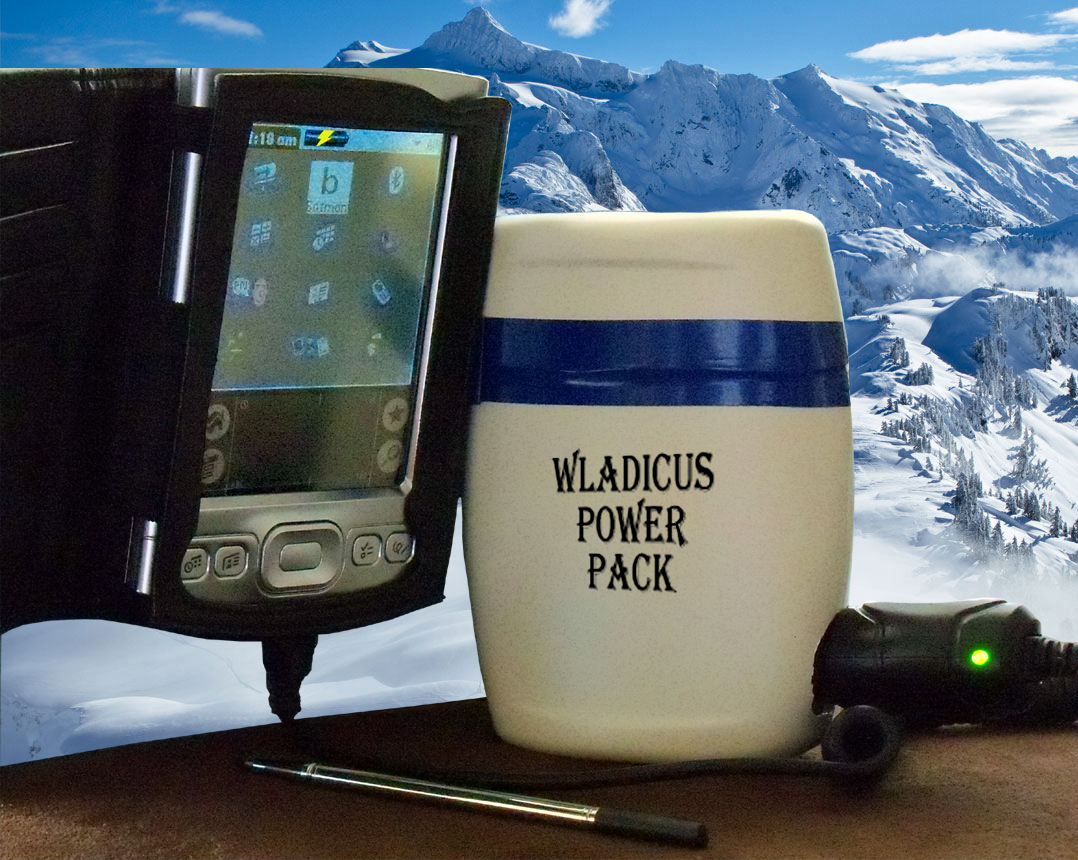 EMERGENCY POWER PACK THE EASY WAY
