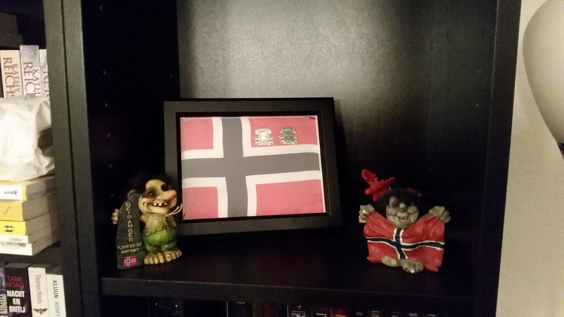 Ikea Picture Frame Leds