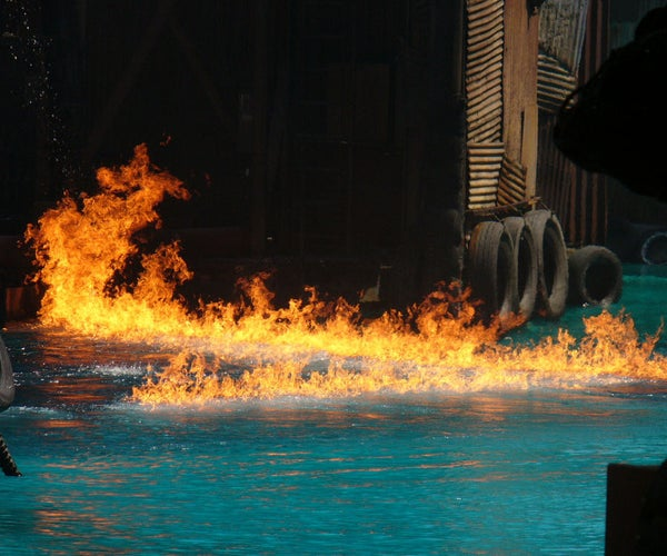 Introduction to Fire Water