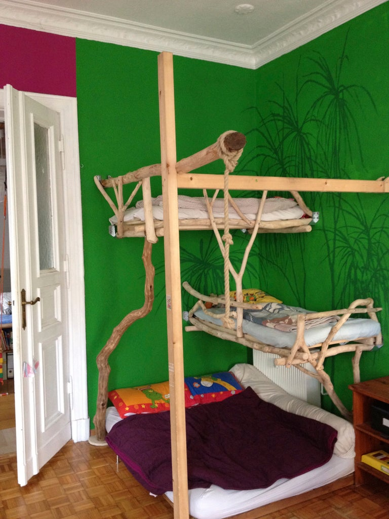 Kid's Bed From Forrest Wood