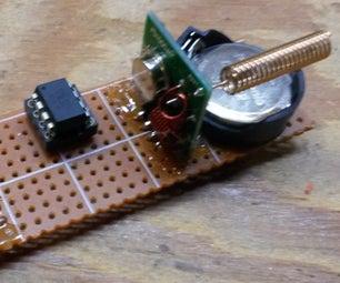 ATtiny85 RF Remote Control