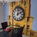 """The George"" Liverpool's Liver Building Clock Replica"