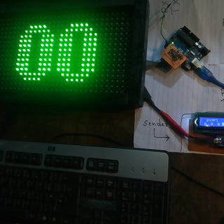 Arduino Based Electronic Queuing System