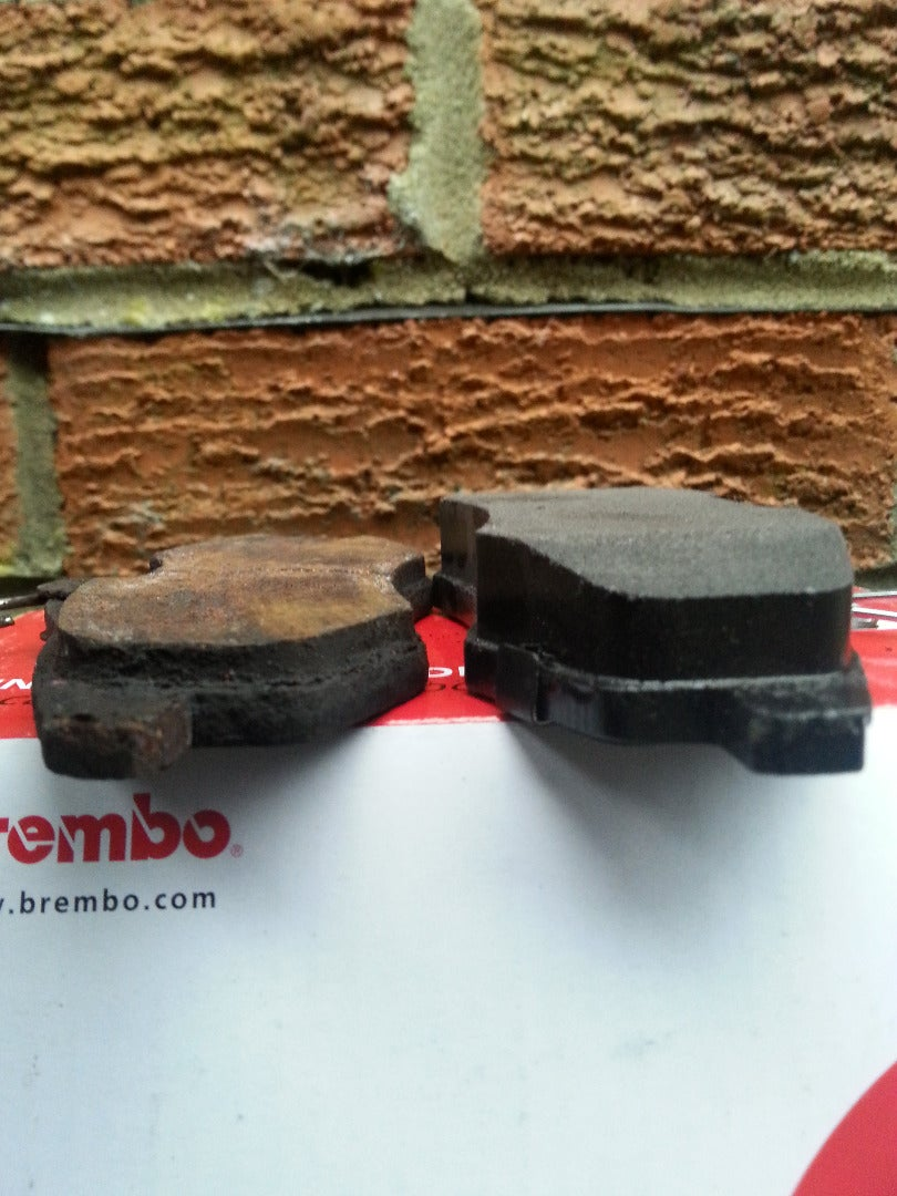 Remove Old Pads
