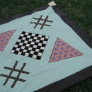 Quilted Family Picnic Blanket