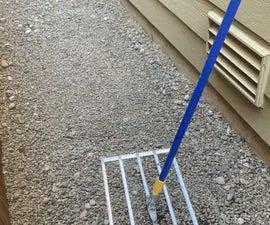DIY Levelawn/Lawn Lute/Leveling Rake