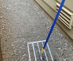 DIY Spearawn / Lawn Lute / Locking Rake