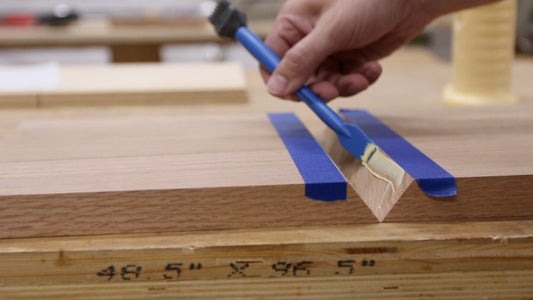 GLUING AND JOINING THE PIECES