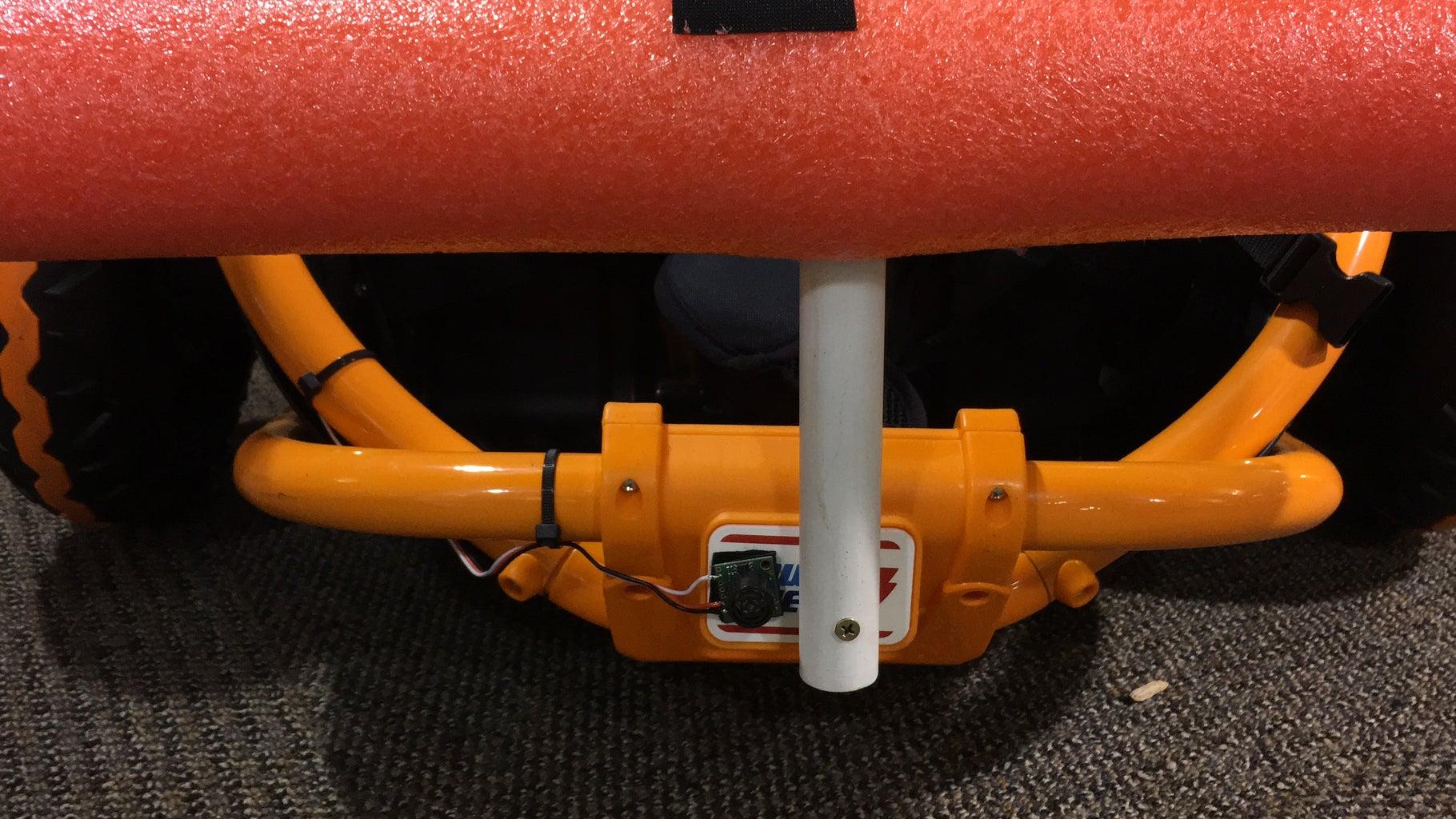 Building Horizontal PVC Exoskeleton