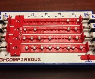 Digi-Comp I Redux