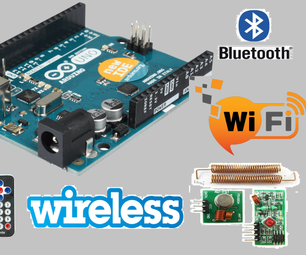 Learn Wireless Arduino (in 900 Seconds)