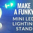 Cool Mini LED Lighting Stand