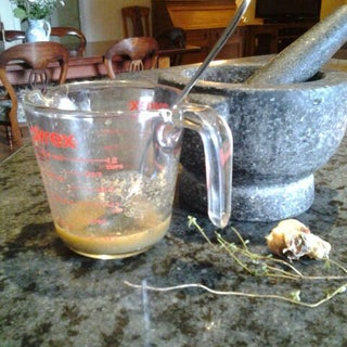 The BEST Homemade Cough Syrup EVER
