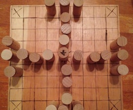 How to Make and Play Hnefatafl(a Popular Viking Board Game)