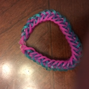 Rainbow Loom French Braid