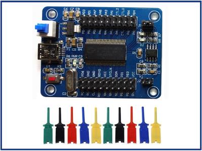 DIY Logic Analyzer - CY7C68013A Mini Board