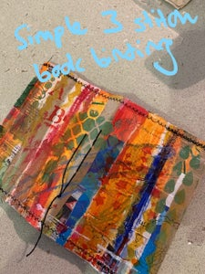Sewing in Your Pages