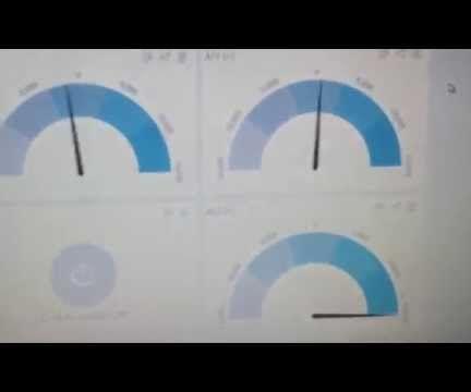 Como subir datos de un acelerómetro a Ubidots, utilizando Arduino YÚN