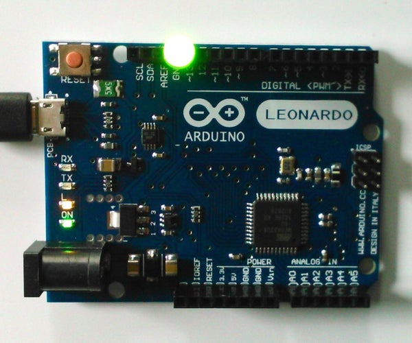 Getting Started With Arduino - Blinking LED