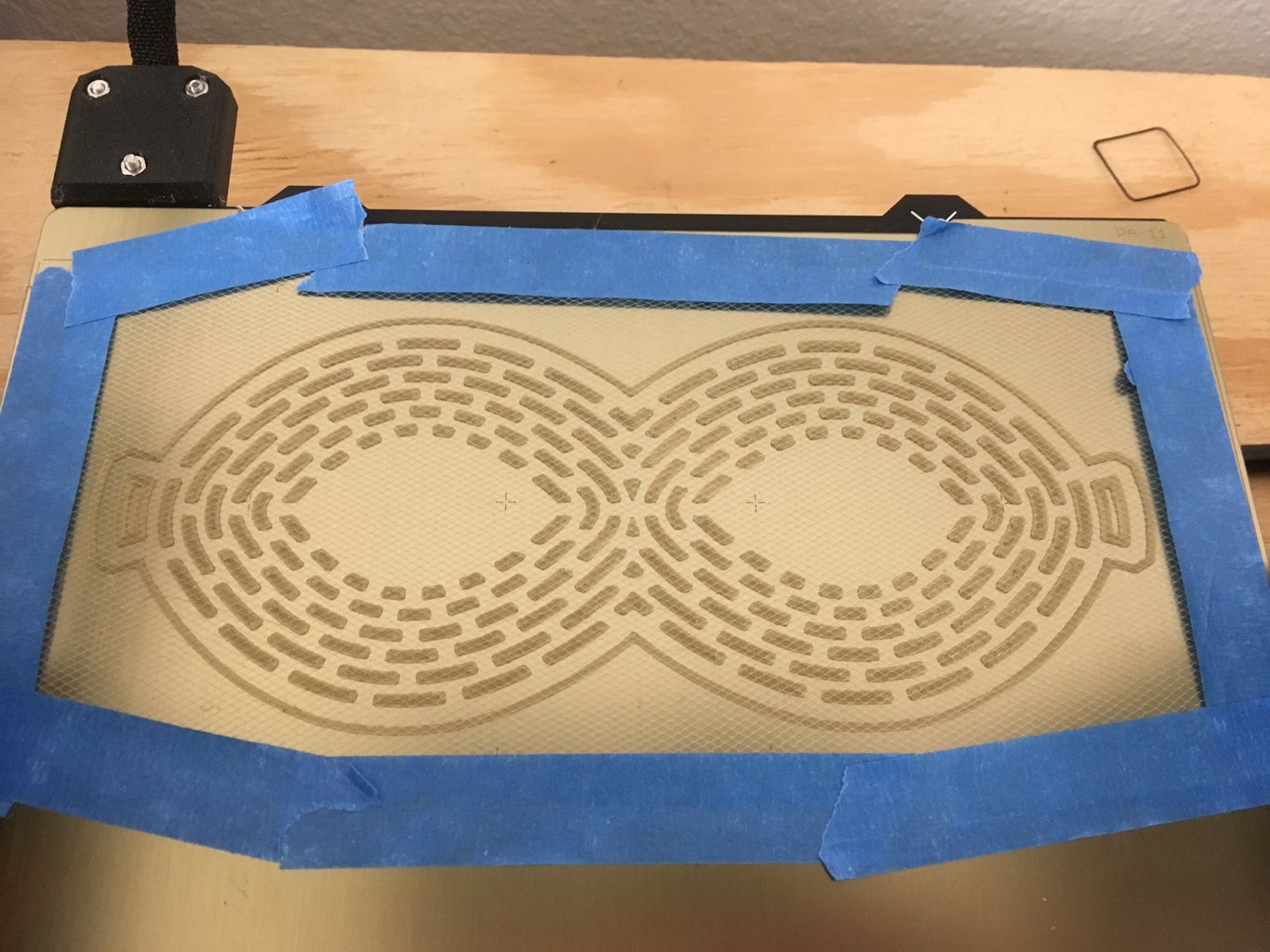Printing and Adding Tulle