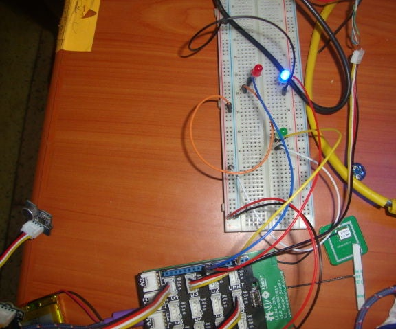 Sound –level Governor and Door Alarm System Using LINKIT ONE