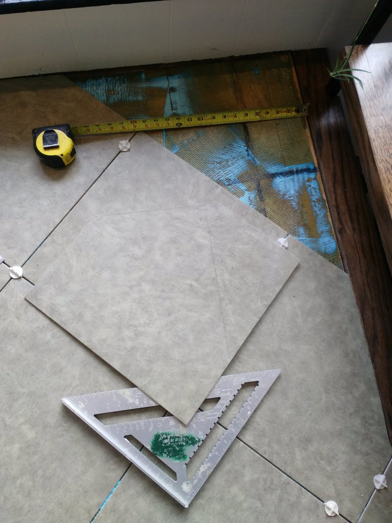Cut and Set Your Tiles