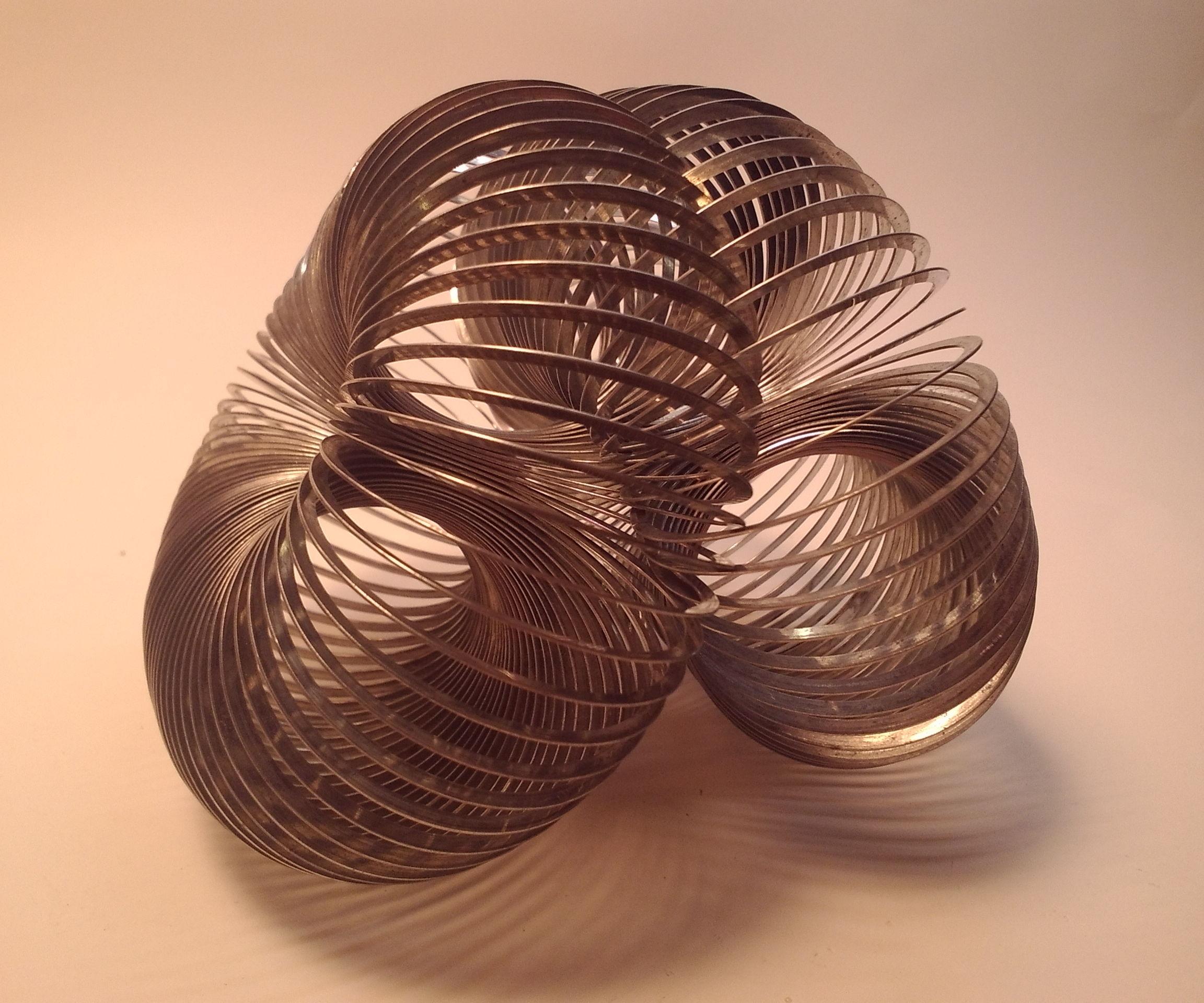 Chuck's Slinky Torus Design Challenge