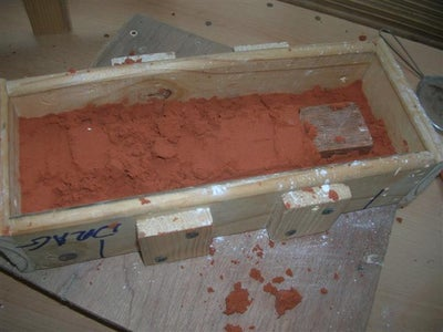 Getting the Mold Ready