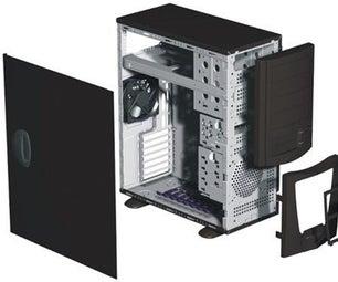 如何用简单的步骤和图片拆卸一台电脑