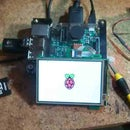 Raspberry Pi - Visual Touchpad / Second Display