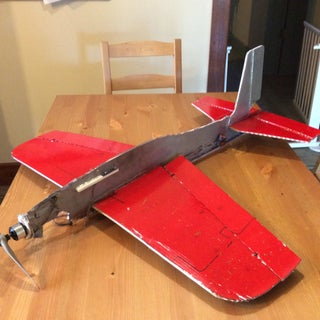 Foam RC Airplane
