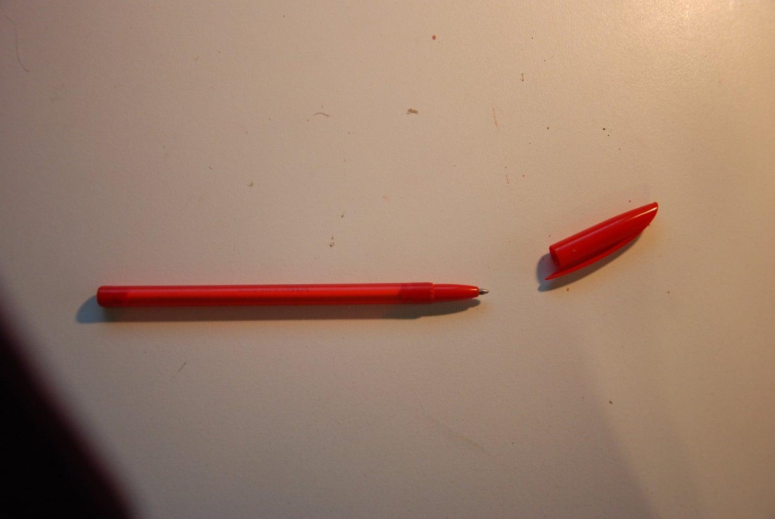 Disassemble Your Pen