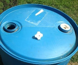 Opening Rain Barrels