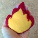 "Homemade Hand Warmer: ""A Fire in My Hand"""