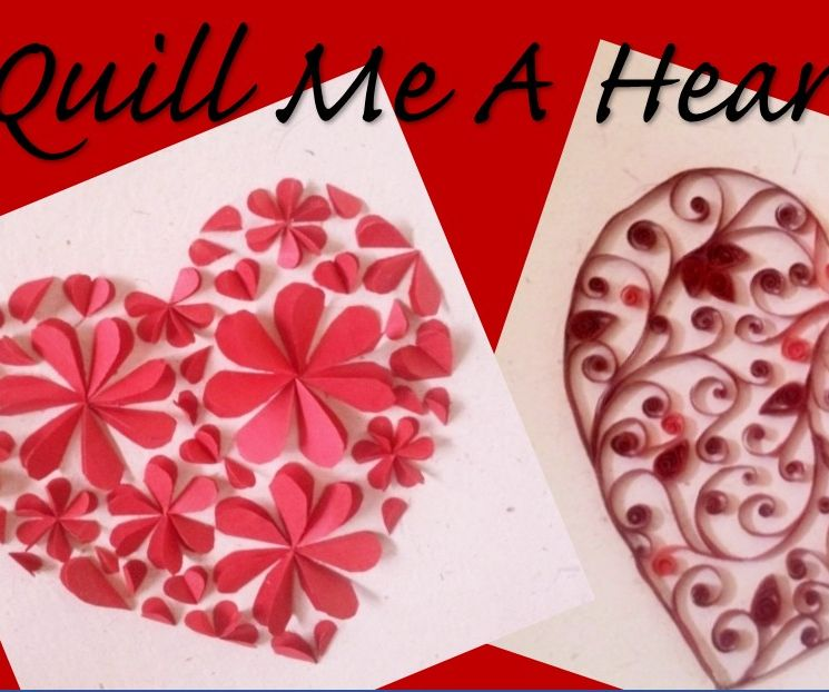 Quill Me A Heart