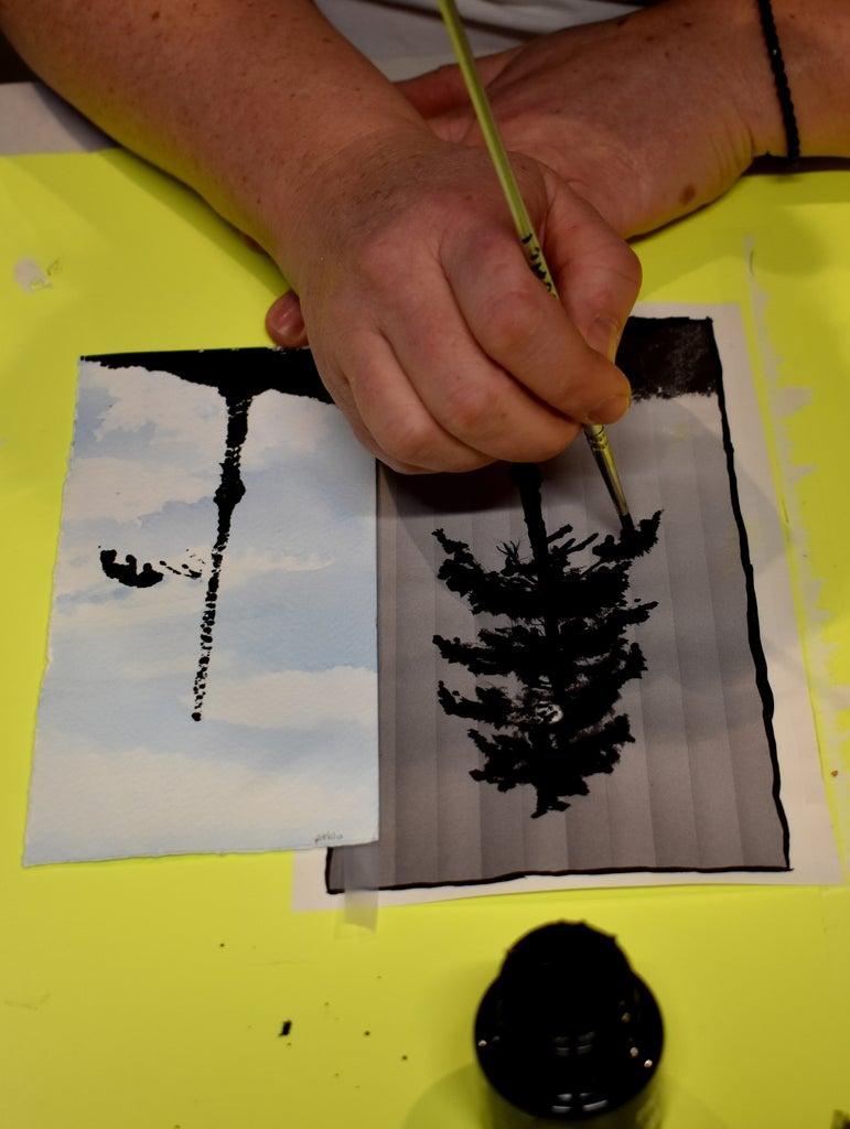 Adding Ink