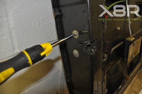Release Door Lock