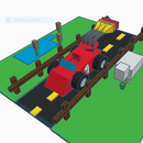 How to Make a Car on Tinkercad