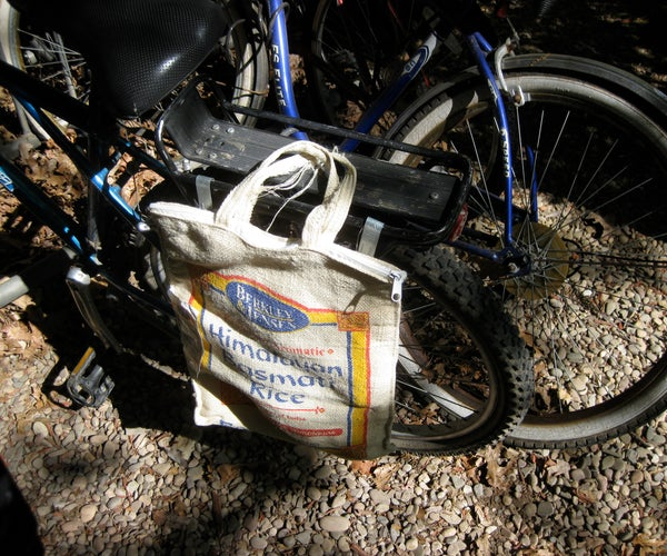 Simple Bike Pannier