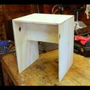 Simple Plywood Stool