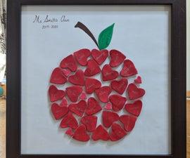 Big Heart, Little Minds Framed Teacher Gift
